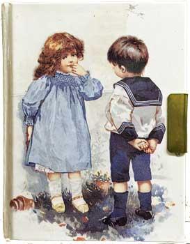Boy & Girl Diary Book