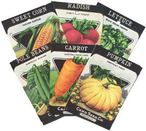 Vegetable Tags
